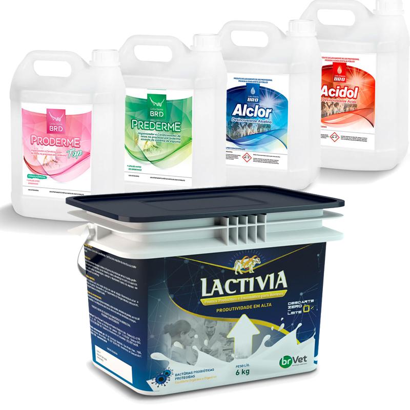 Kit Lactivia